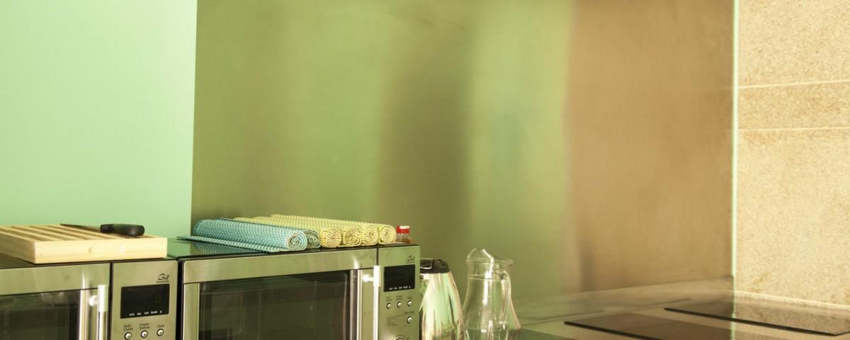 Albergue Arribada de Muxía: Instalacións, comedor